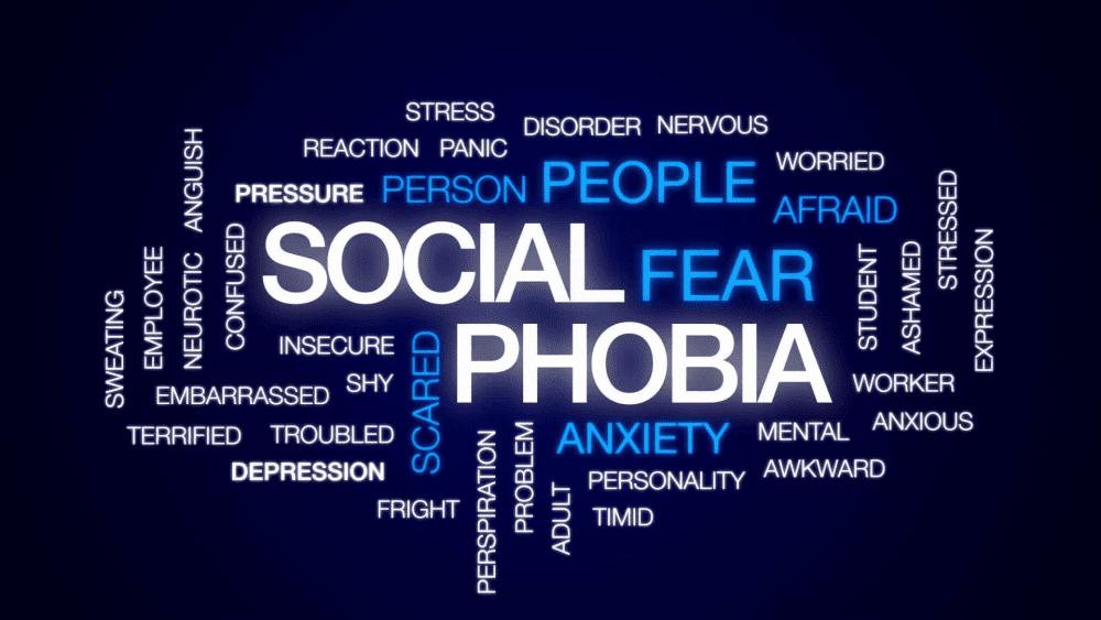 κοινωνική φοβία
