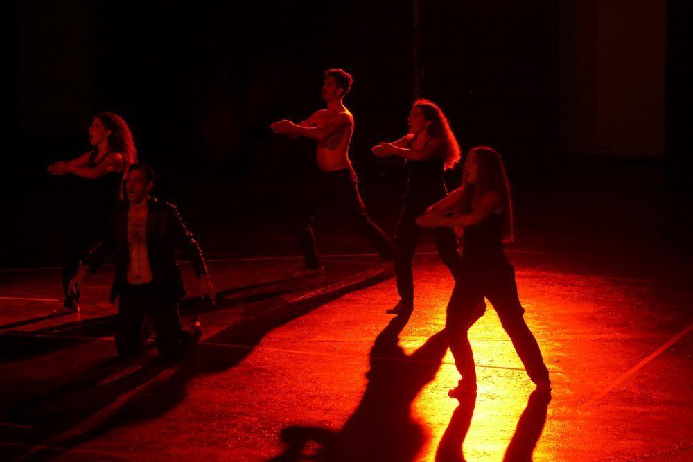 Σημείο μηδεν: ο χορός της Αντιγόνης