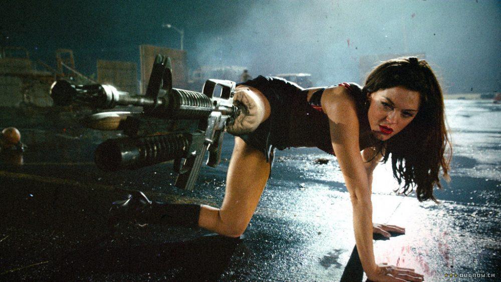 Ταινίες με Zombie - Planet Terror
