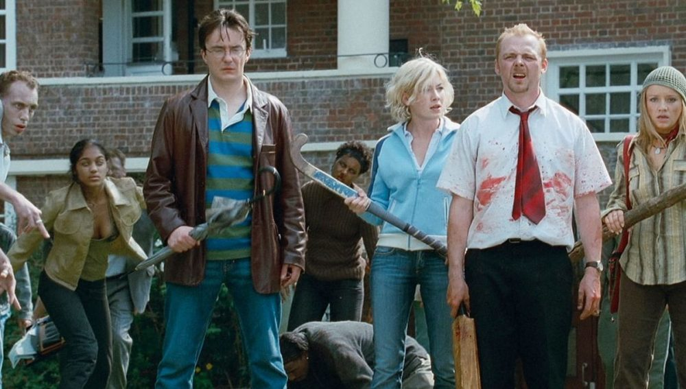 Ταινίες με Zombie - Shaun of the Dead (2004)