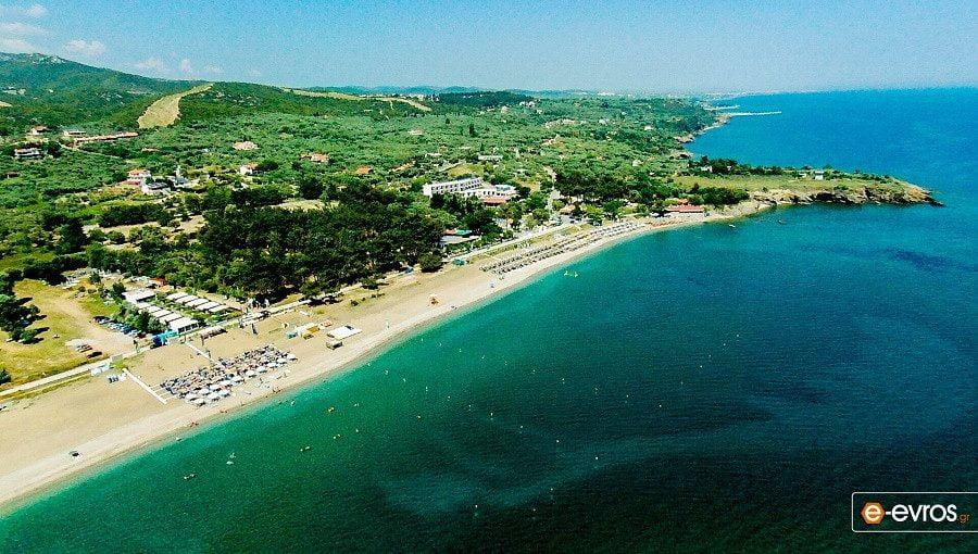 Παραλία Αγίας Παρασκευής