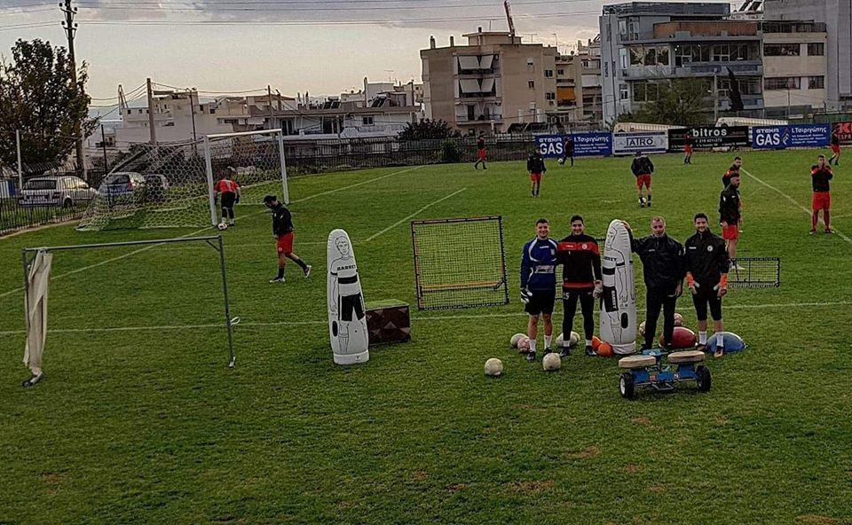 Trichos Goalkeeping Academy