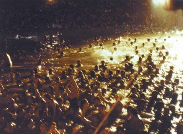 Πάρτυ στη Βουλιαγμένη