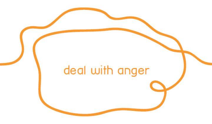 ελέγξεις τον θυμό