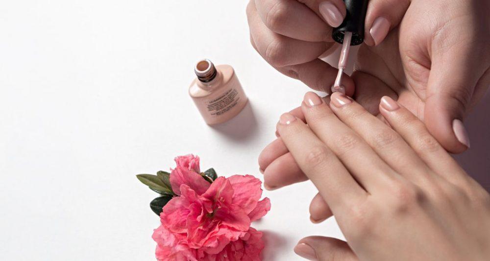 Naked Manicure