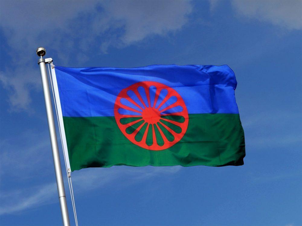 Η γλώσσα των Ρομά
