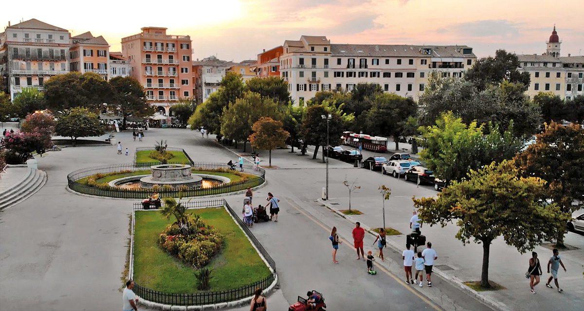 Πλατεία Σπιανάδα