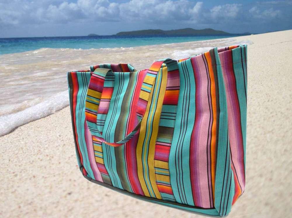 τσάντες για την παραλία