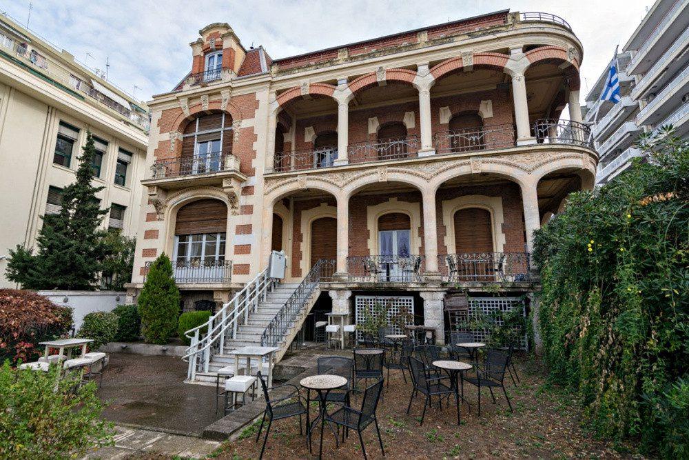 Τα νεοκλασσικά της Βασιλίσσης Όλγας στη Θεσσαλονίκη