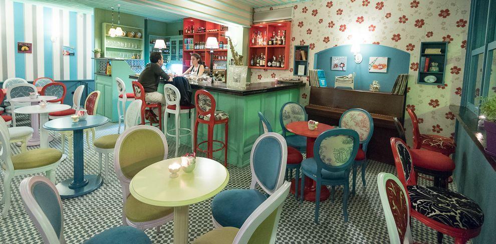 coffee shop Athens