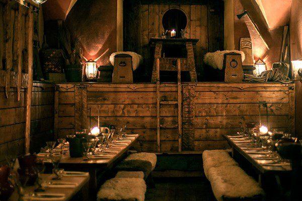εστιατόριο Στοκχόλμη