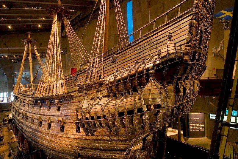 vasa- μουσεία στη Στοκχόλμη