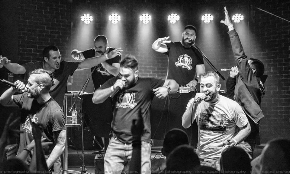 Έλληνες Rappers
