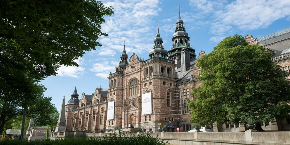 Nordiska- μουσεία στη Στοκχόλμη