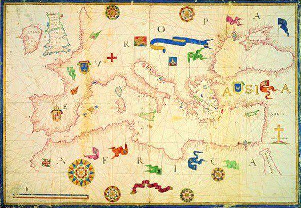 Χαμένοι πολιτισμοί της Μεσογείου