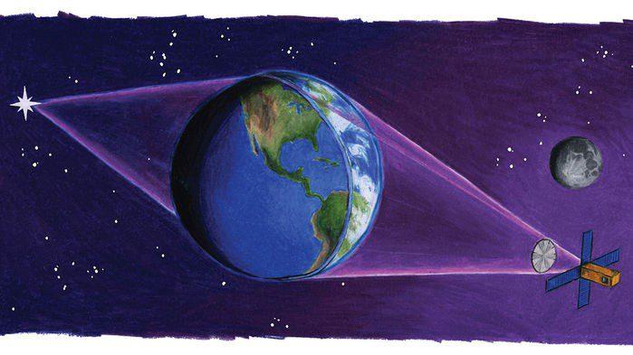Το διαστημικό τηλεσκόπιο θα μετατρέψει τη Γη σε ένα γιγάντιο μεγεθυντικό φακό