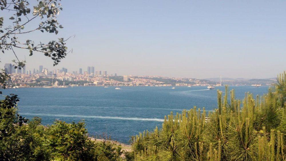 Τοπ Καπί- θέα στην Κωνσταντινούπολη