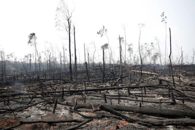 περιβαλλοντική καταστροφή