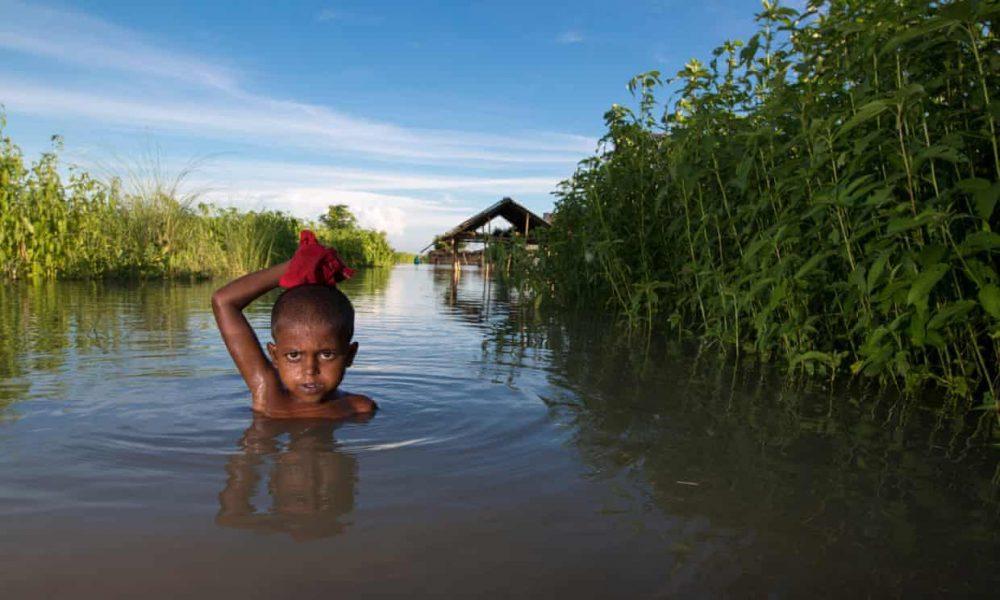 οικολογικές καταστροφές