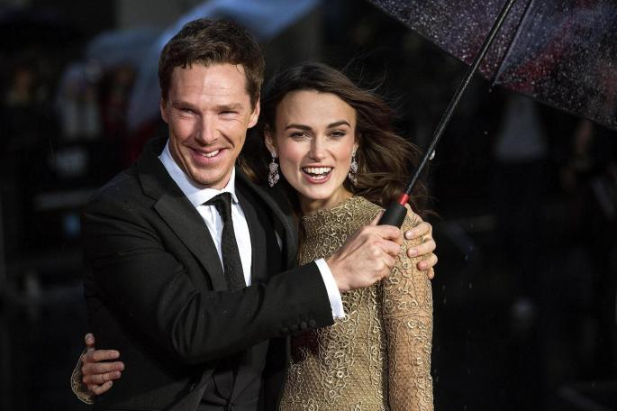 Cumberbatch και Keira Nightly