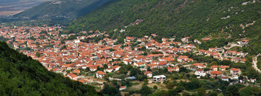παραδοσικά χωριά