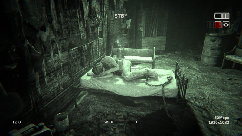 Playstation PLus Outlast 2