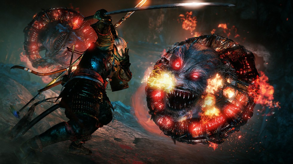 Playstation Plus Nioh
