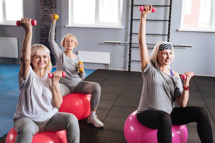 Άσκηση για γυναίκες άνω των 50 ετών