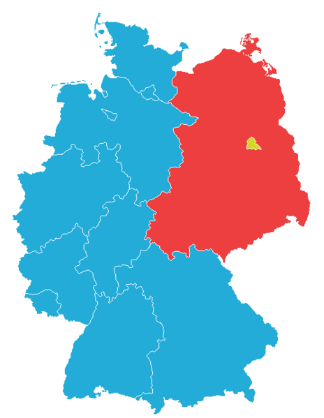 ενωμένη Γερμανία