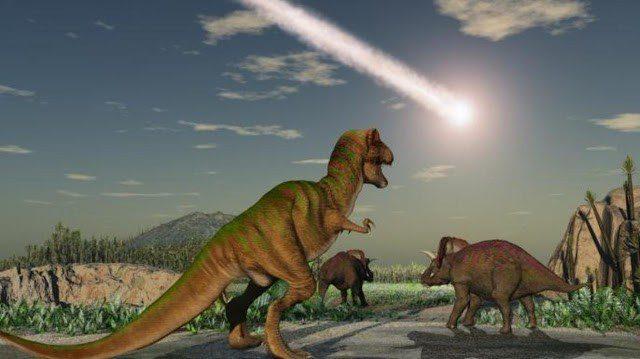 εξαφάνιση δεινοσαύρων