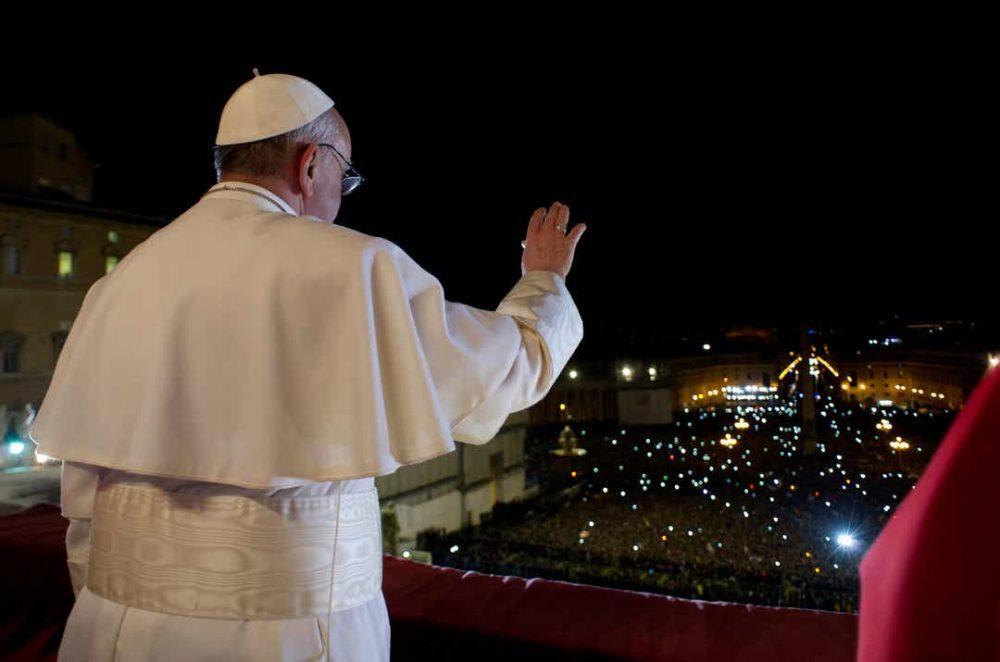 διαδικασία εκλογής του Πάπα