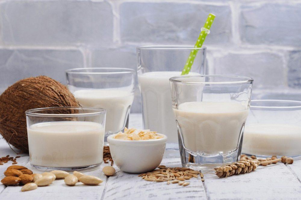 φυτικό γάλα