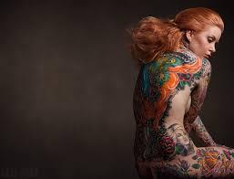 Tattoo: ένας κινούμενος καμβάς