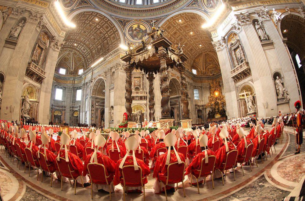 διαδικασία εκλογής Πάπα