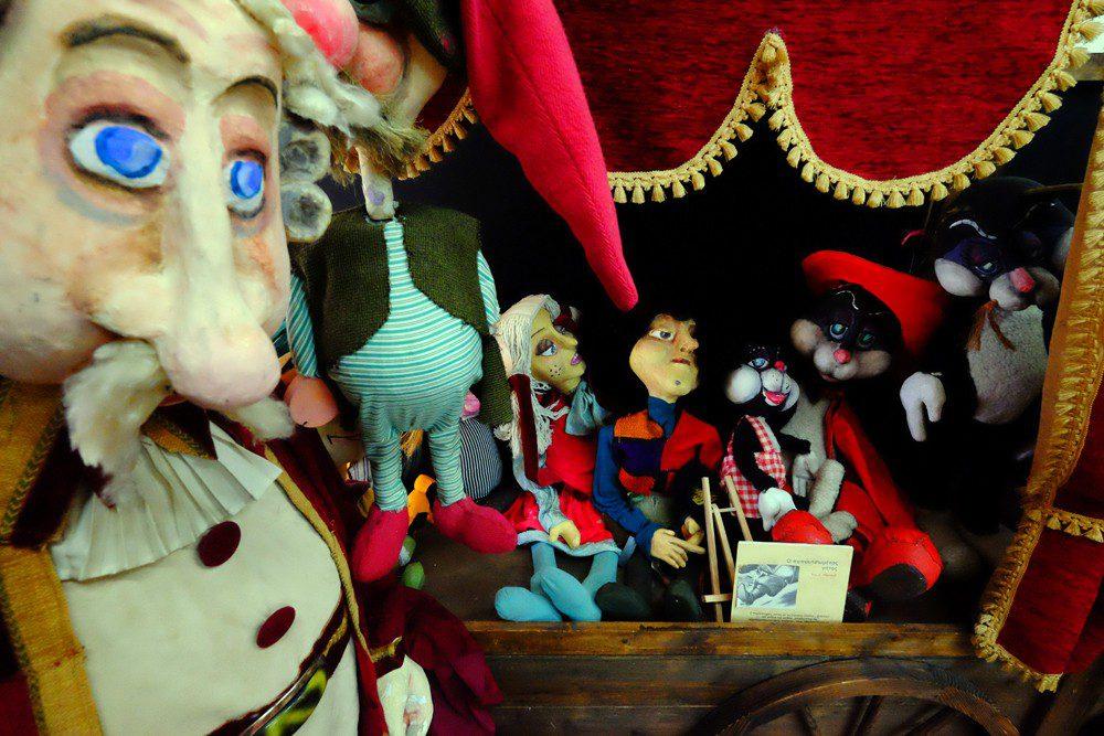 Μουσείο Κούκλας