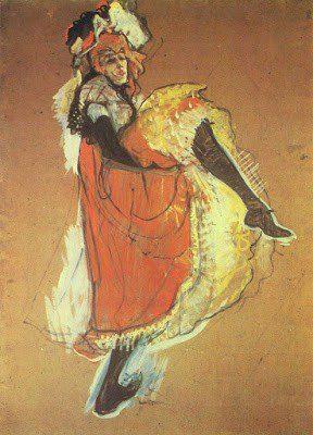 Ανρί ντε Τουλούζ-Λωτρέκ- έργο