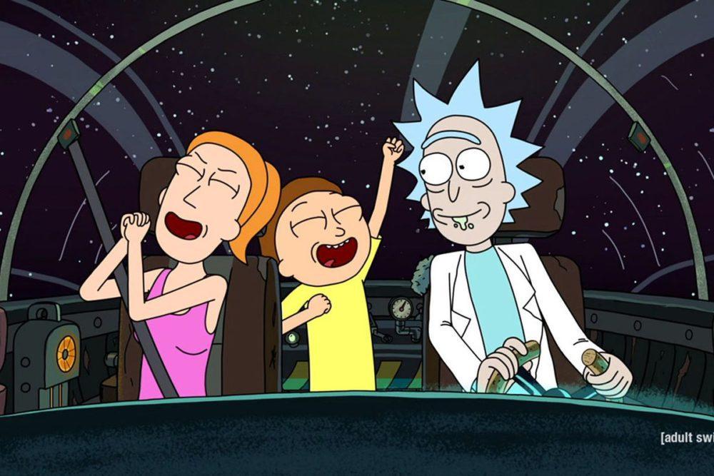 theverge.com, Rick Morty