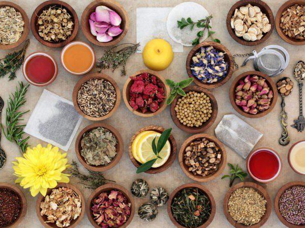 Βότανα που μας δίνουν ενέργεια