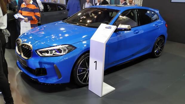 Η νέα BMW στην έκθεση αυτοκινήτου Αυτοκίνηση Anytime 2019