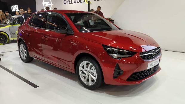 Το νέο Opel Corsa στην έκθεση αυτοκινήτου Αυτοκίνηση Anytime 2019