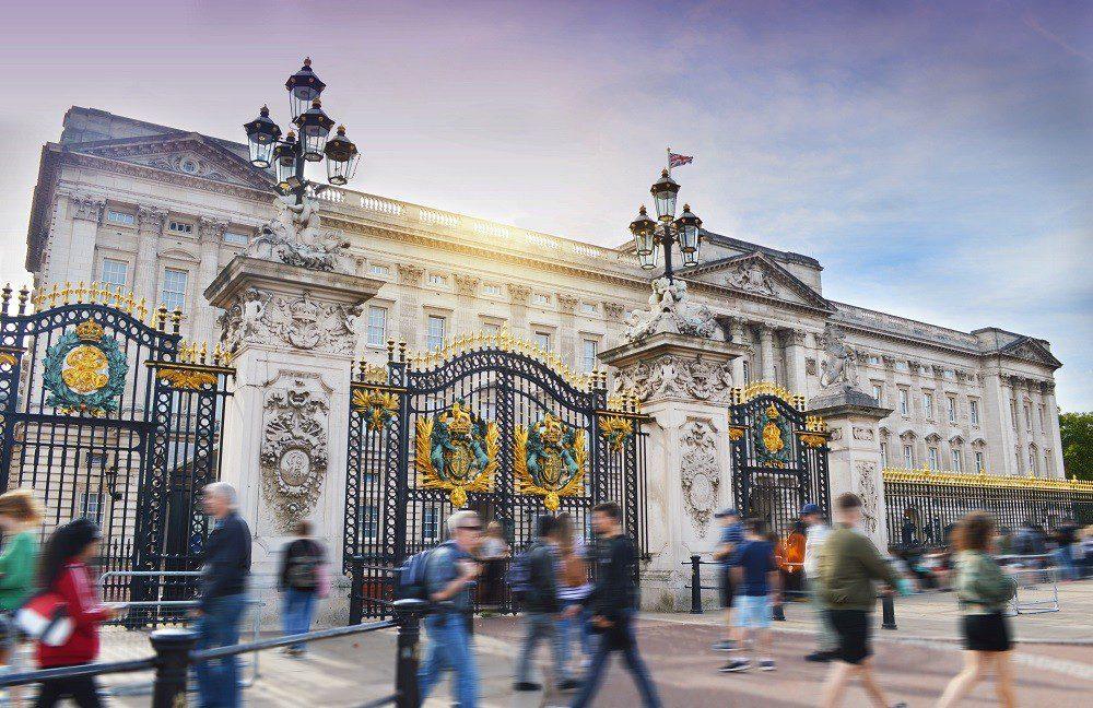 Buckingham Palace, Λονδίνο