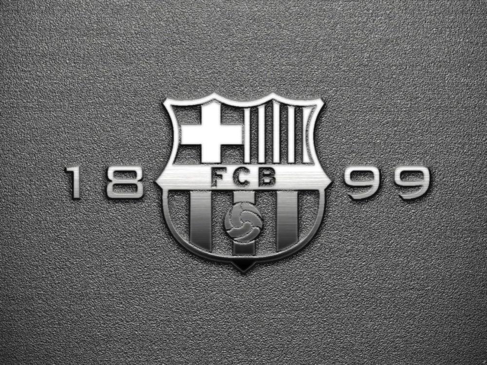 Το έμβλημα της Barcelona, πηγή εικόνας: abarcelonafcwallpapers.blogspot.com