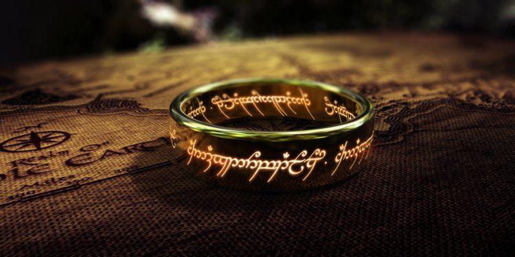 Το Ένα Δαχτυλίδι του Τόλκιν