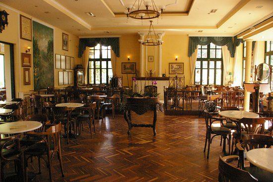 Ιστορικά καφενεία