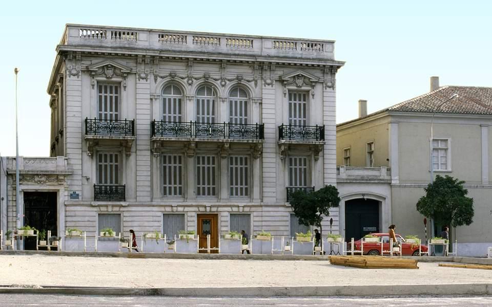 Το Μουσείο της Πόλης των Αθηνών