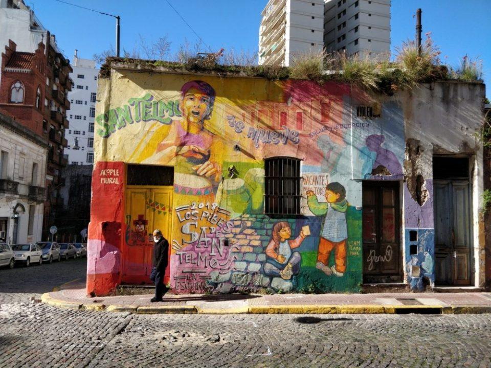 San Telmo-Buenos Aires