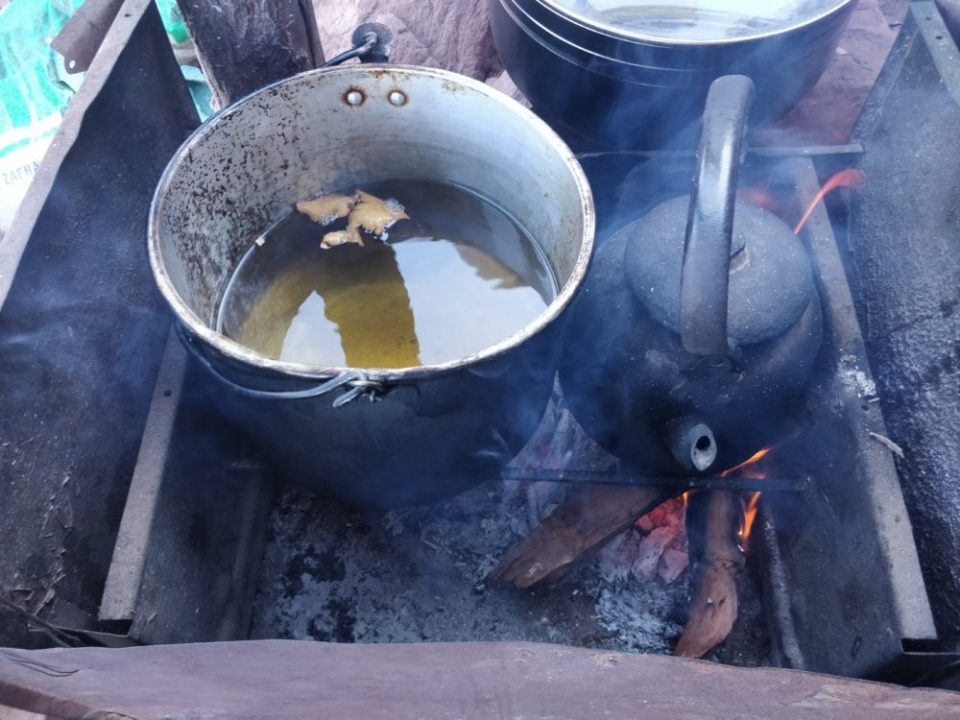 Local street food Αργεντινή