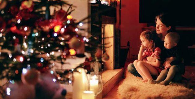 παιδιά και χριστούγεννα
