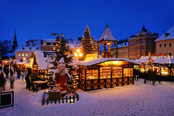 Γερμανία χριστούγεννα
