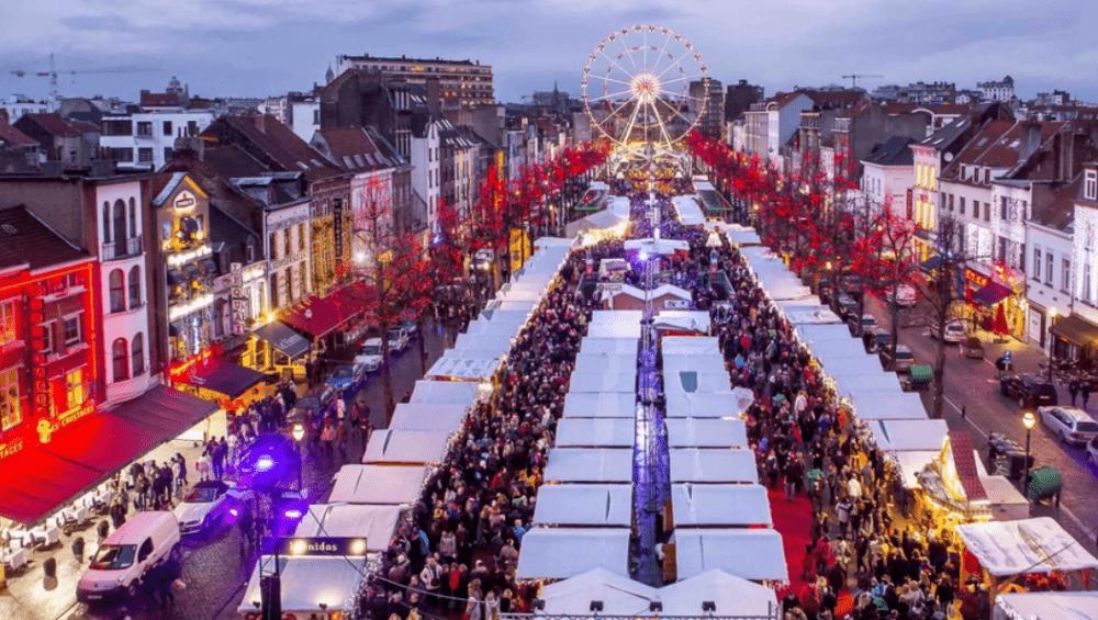 Βέλγιο Χριστούγεννα